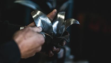 ロートアイアン手摺、階段手摺、アイアン手摺、門扉のオーダーメイド専門店Blacksmith er