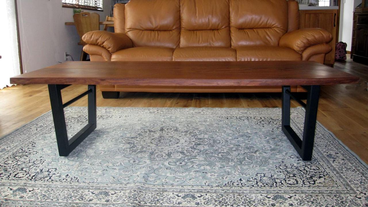 テーブル脚,アイアンオーダー,アイアン,シンプルなテーブル,ローテーブル