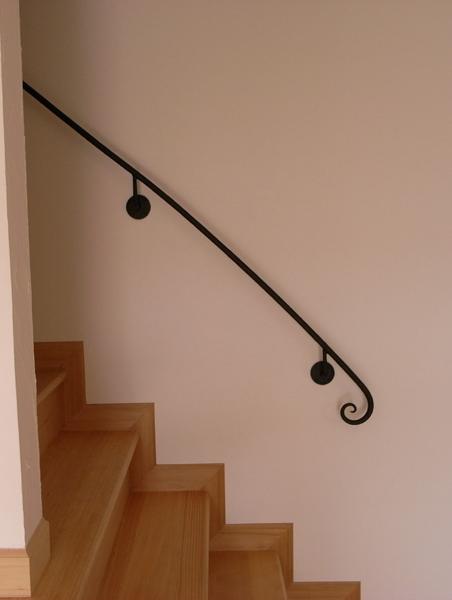 柔らかな曲線,エレガント,ロートアイアン手摺,階段手摺,階段手すり,階段てすり,アイアン,てすり,おしゃれ