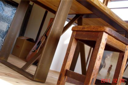 アイアンテーブル,錆仕上げ,カフェにぴったり,おしゃれなアイアンテーブル,カフェ,おしゃれなカフェ,素敵なテーブル,錆